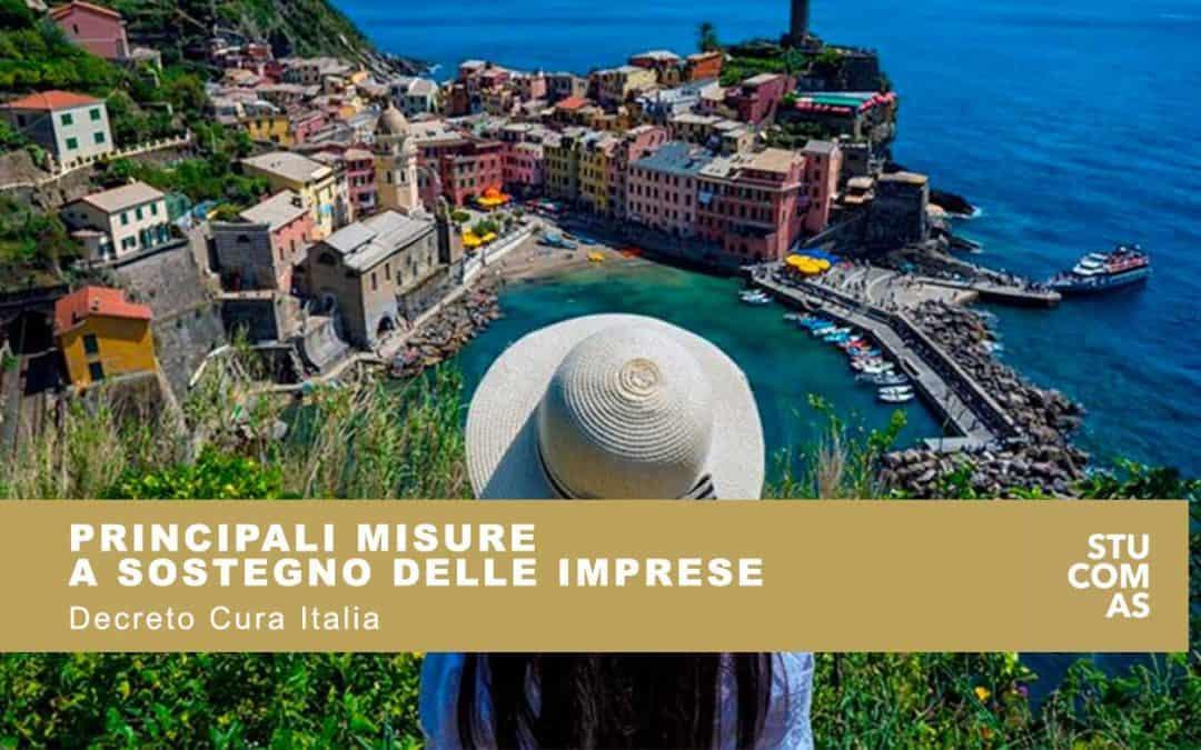 Decreto Cura Italia: Principali misure a sostegno delle imprese