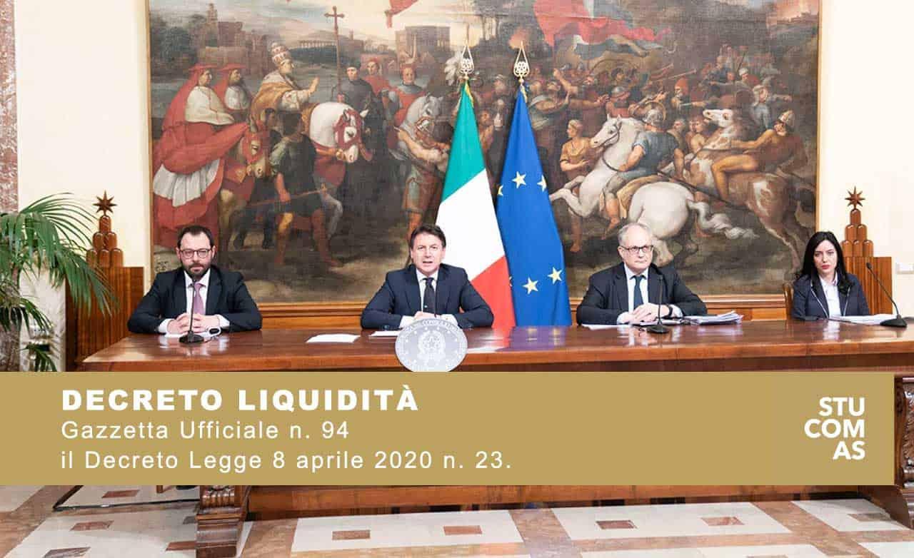 decreto-liquidità