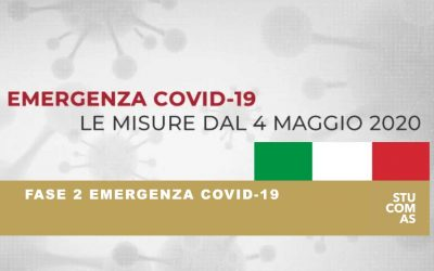 Fase 2 Emergenza Covid-19